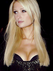 Paris Hilton boob show continues to impress