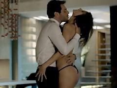 Alessandra Ambrosio Nude Sex Scene In Verdades Secretas Seri...