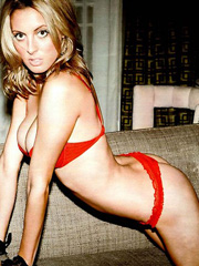 Eva Amurri hot body and big tits in lingerie