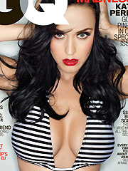 Katy Perry busts for some hot photoshoot