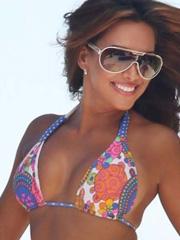 Fernanda Marin hot busty bikini photoshoot