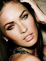 Megan Fox looking amazing in magazine