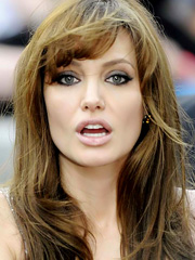 Angelina Jolie still looking all kind of hot
