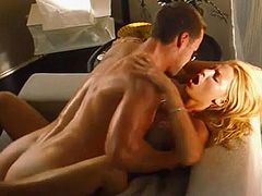 Blake Lively having very vigorous and hot sex