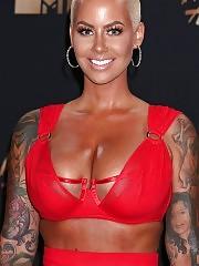 Amber Rose Hot