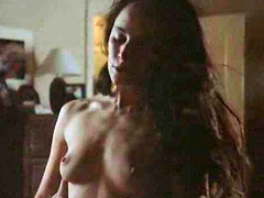 Madeleine Stowe naked having sex with a guy
