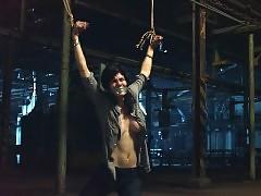 Alexandra Daddario Explicit Scene In Texas Chainsaw 3D Movie