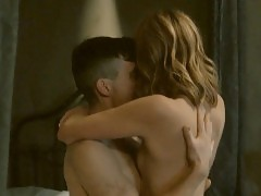 Annabelle Wallis Rides A Guy In Peaky Blinders Series