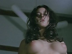 Monica Bellucci Hot Boobs In La Riffa Movie