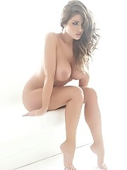 Lucy Pinder looking sexy and hot in magazine