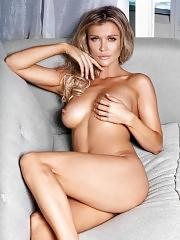 Joanna Krupa naked for magazine
