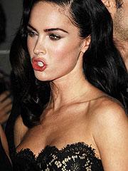 Megan Fox gorgeous tease posing in sexy dress
