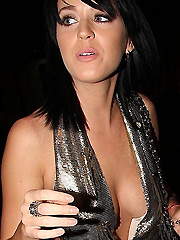 Katy Perry drops some huge cleavage