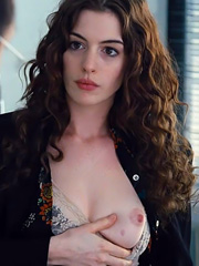 Anne Hathaway hot and nude in new sex scene