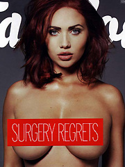 Amy Childs hot gets naked for some magazine
