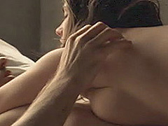 Jennifer Connelly nude in love scene with a guy