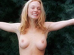Heather Graham underssing and goes fully naked