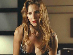 Elsa Pataky hot while stripping for a guy