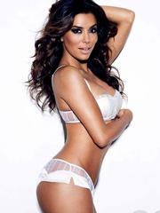 Eva Longoria sexes up for gq mexico magazine