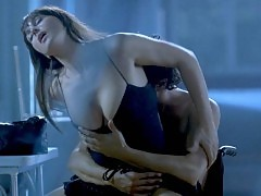 Monica Bellucci Nude Sex Scene In Manuale D'amore Movie