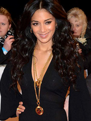 Nicole Scherzinger see through to pasties