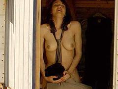 Deborah Revy nude enjoys hot oral sex scene