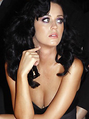 Katy Perry big breasts bust out