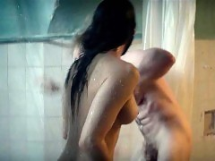 Jennifer Lawrence Naked Tits In Shower From 'Red Sparrow�...