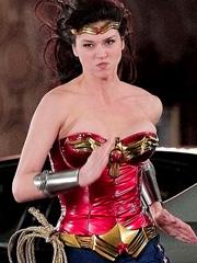 Adrianne Palicki wonder woman hot action
