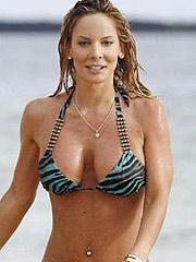 Christina Ricci juicy ass and big tits in bikini