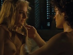 Diane Kruger Nude Scene In Troy Movie