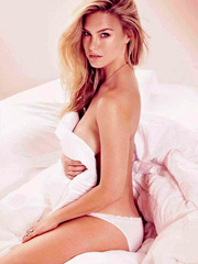 Bar Refaeli gets naked and hot for maxim