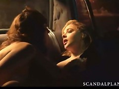 Chloe Grace Moretz Lesbian Scene in 'The Miseducation of C...