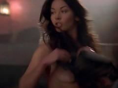 Catherine Zeta-Jones Topless in 'The Mask of Zorro'