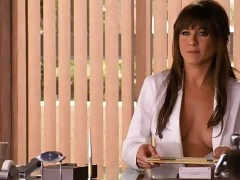 Jennifer Aniston Sexy Seduce Scene From 'Horrible Bosses�...