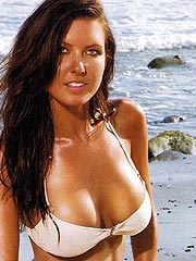 Audrina Patridge nude tits and hot tits in bikini