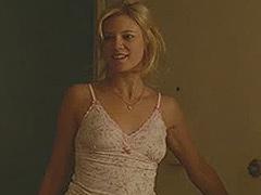Amy Smart looking sexy in skimpy underwear