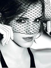Emma Watson looks so sweet in magazine