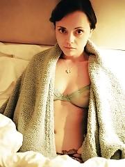 Christina Ricci Hard Nipples