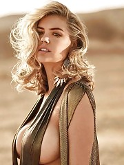 Busty Kate Upton Sexy Photos For Maxim Magazine