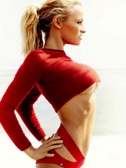 Pamela Anderson photoshopped hotness comeback