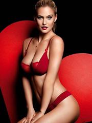 Bar Refaeli hot passionata lingerie photoshoot