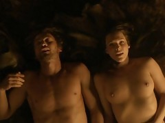 Erin Cummings Hard Sex Scene In Spartacus Blood And Sand Ser...
