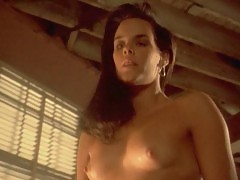 Alexandra Paul Nude Sex Scene In Sunset Grill Movie
