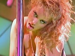 Elizabeth Berkley nude striptease dance