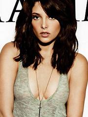Ashley Greene is decembers cover girl