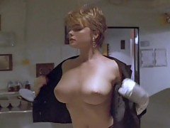 Erika Eleniak Nude Scene In Under Siege Movie