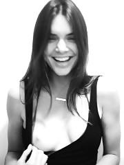 Kendall Jenner Nude Nipples