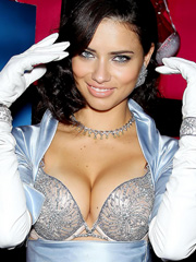 Adriana Lima boobs of two milliom dollar