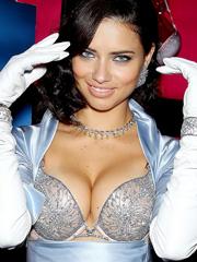 Adriana Lima boobs of two milliom dollar